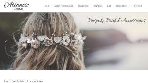 Atlantic Bridal's Website