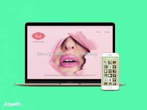 Blush Website